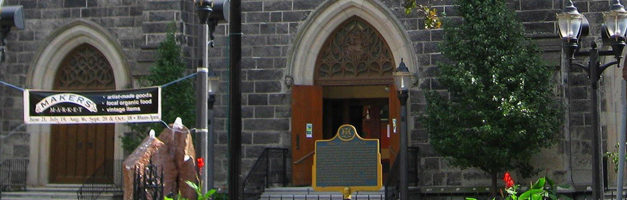WALKABOUT by Ken Hirter – Christ's Church Cathedral