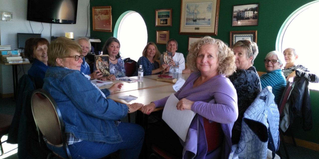 Book Club Corner  – March 2017