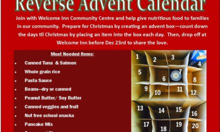 Community Happenings – December