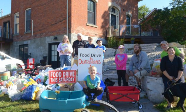 Food Drive Success!