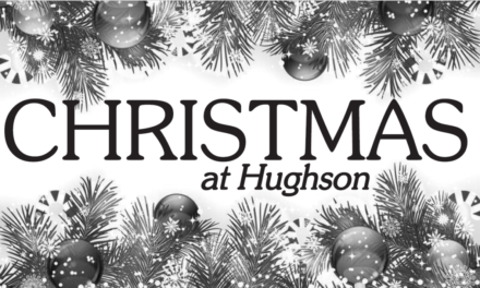 CHRISTMAS AT HUGHSON