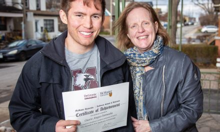 Meet McMaster University's 2019 HOPA Scholarship Recipient