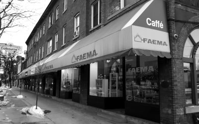 WALKABOUT COMMUNITY: FAEMA COFFEEHOUSE