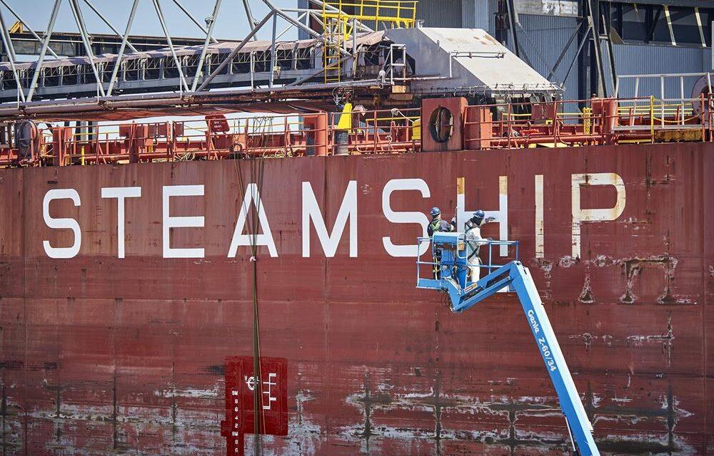 Port Update – Brand-New Ship Repair & Fabrication Program at Mohawk Open to Hamilton