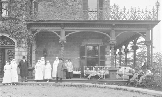 A History Lesson: The Spanish Flu
