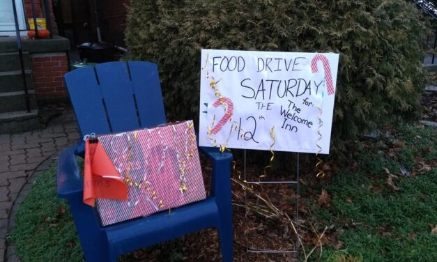NORTH END FOOD DRIVE!