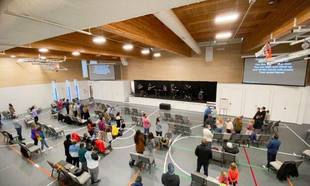 JAMES NORTH BAPTIST CHURCH WELCOMES COMMUNITY MEMBERS