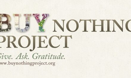 BUY NOTHING PROJECT