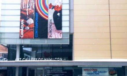Walkabout – Art Gallery of Hamilton