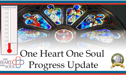 One Heart One Soul Fundraising Campaign at St. Lawrence