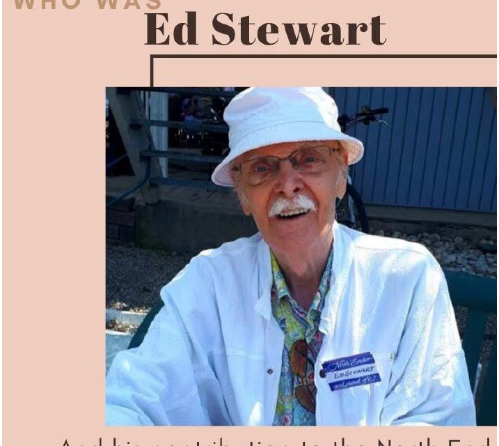 Who Was Ed Stuart? – North End Awards