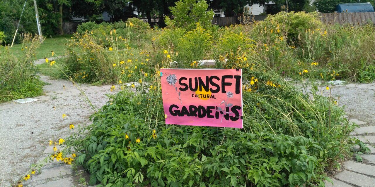 SUNSET CULTURAL GARDEN